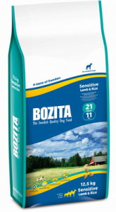 Bozita Sensitive Lamb & Rice 21/11