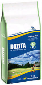 Bozita Original Plus Для всех собак с мясом оленя 22/11